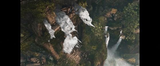 Rise of the Tomb Raider Cutscene