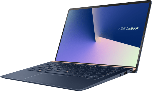 ZenBook 13 14_UX333 UX433_Frameless NanoEdge display for infinity visual...