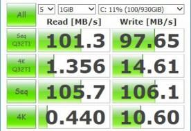 Lenovo Ideapad 330-15IGM Cinebench HDD Test
