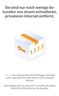1-1-1-1 Cloudfare DNS 2