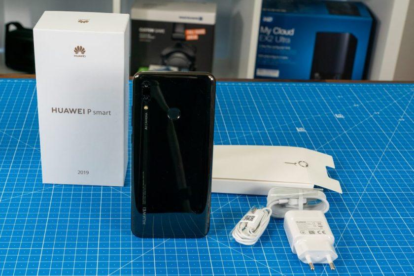 Huawei P smart 2019 Lieferumfang