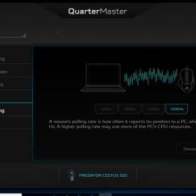 Acer Predator Cestus 510 Software I