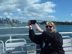 Sydney Selfie 2