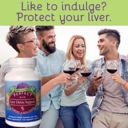 Like to indulge? Protect your liver.