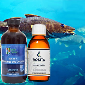 Green Pastures or Rosita Cod Liver Oil both contain high amounts of antioxidants and help boost immune systems.