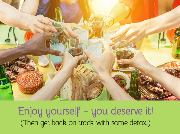 featured image for Memorial Day Detox —why it's important and how to do it
