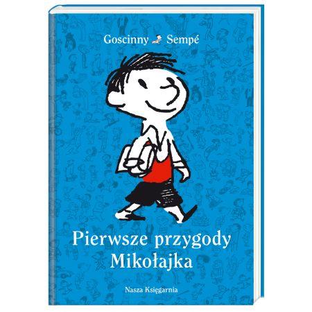 Najciekawsze książki dla. dzieci - Mikołajek
