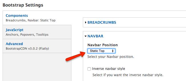 Bootstrap - Navigation