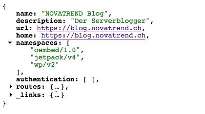WordPress 4.7 – Was ist eigentlich diese REST-API?