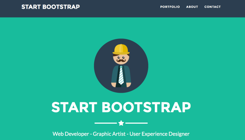 https://startbootstrap.com/template-overviews/freelancer/