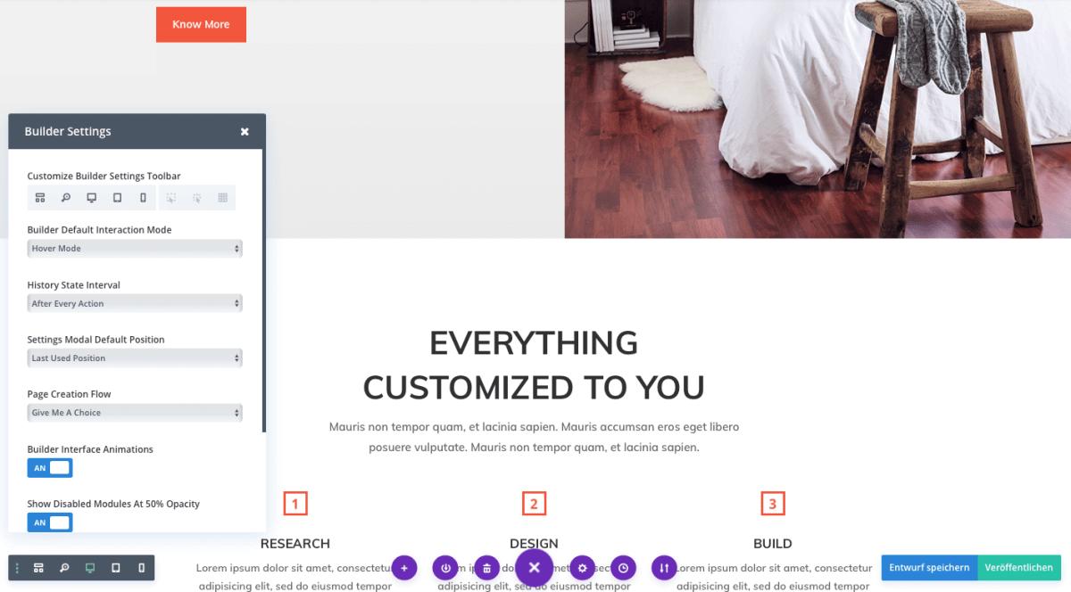 Das Divi Theme für WordPress