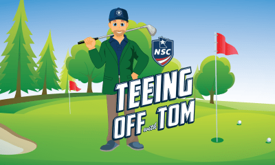 Teeing off with Tom NSC