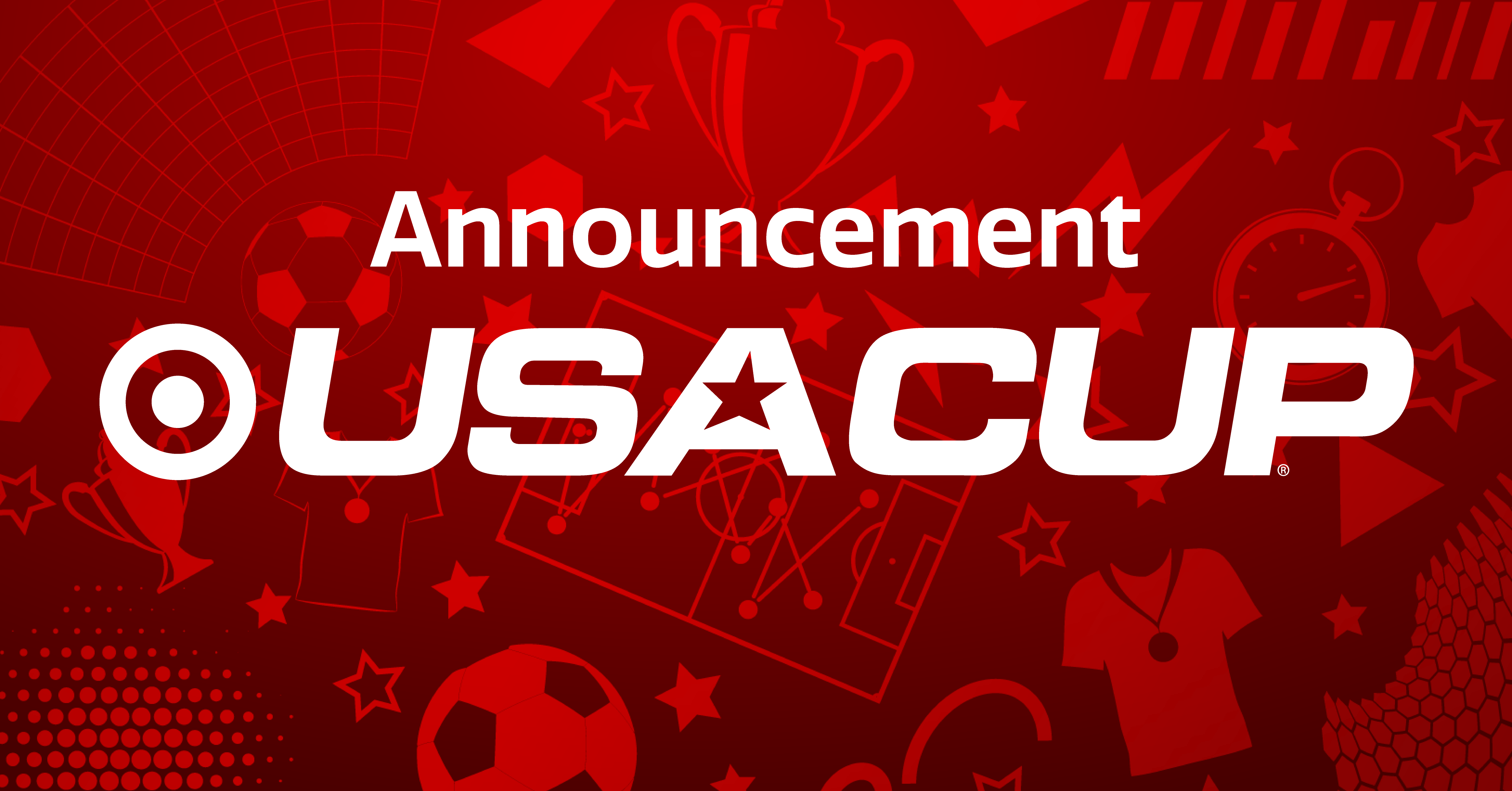 USA CUP Announcement