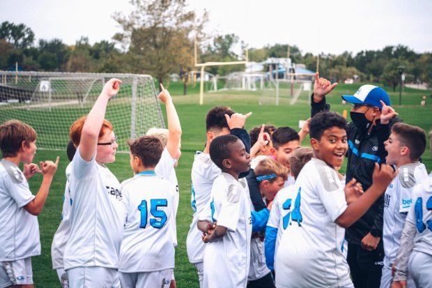 Quad Cities Rush soccer club