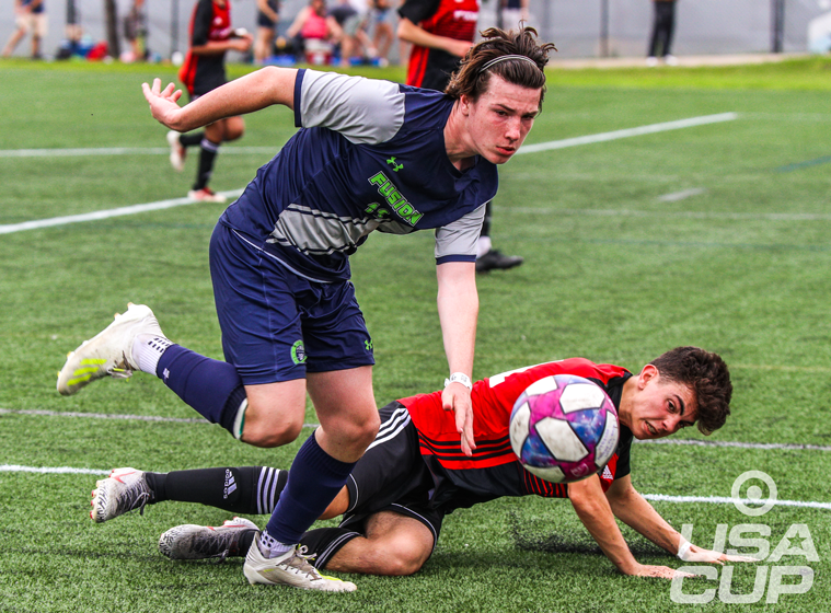 USA-CUP-Game-Action