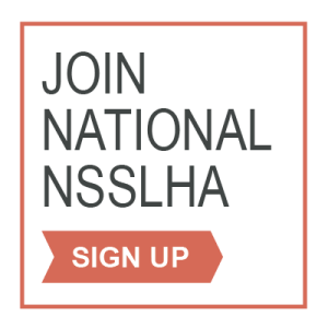 Join National NSSLHA Button