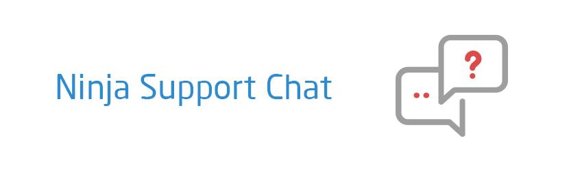 ninja-support-chat