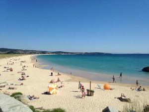Playa A Lanzada - Rías Baixas - Galicia