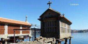 Horreos  - Combarro - Rías Baixas - Galicia