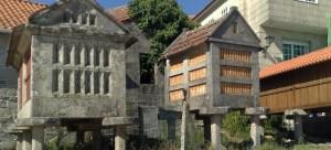 Hórreos de Combarro - Rías Baixas - Galicia