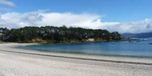 Playa de Baltar - Portonovo - Sanxenxo