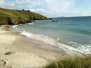 Playa de Bascuas - Playa nudista - Sanxenxo - Rías Baixas - Galicia