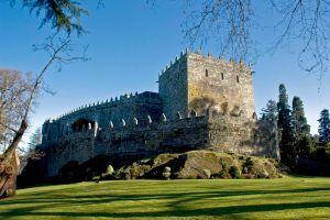 Castelo Soutomaior - Castillo Sotomayor