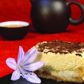 Chai Spiced Tiramisu - Numi Organic Tea