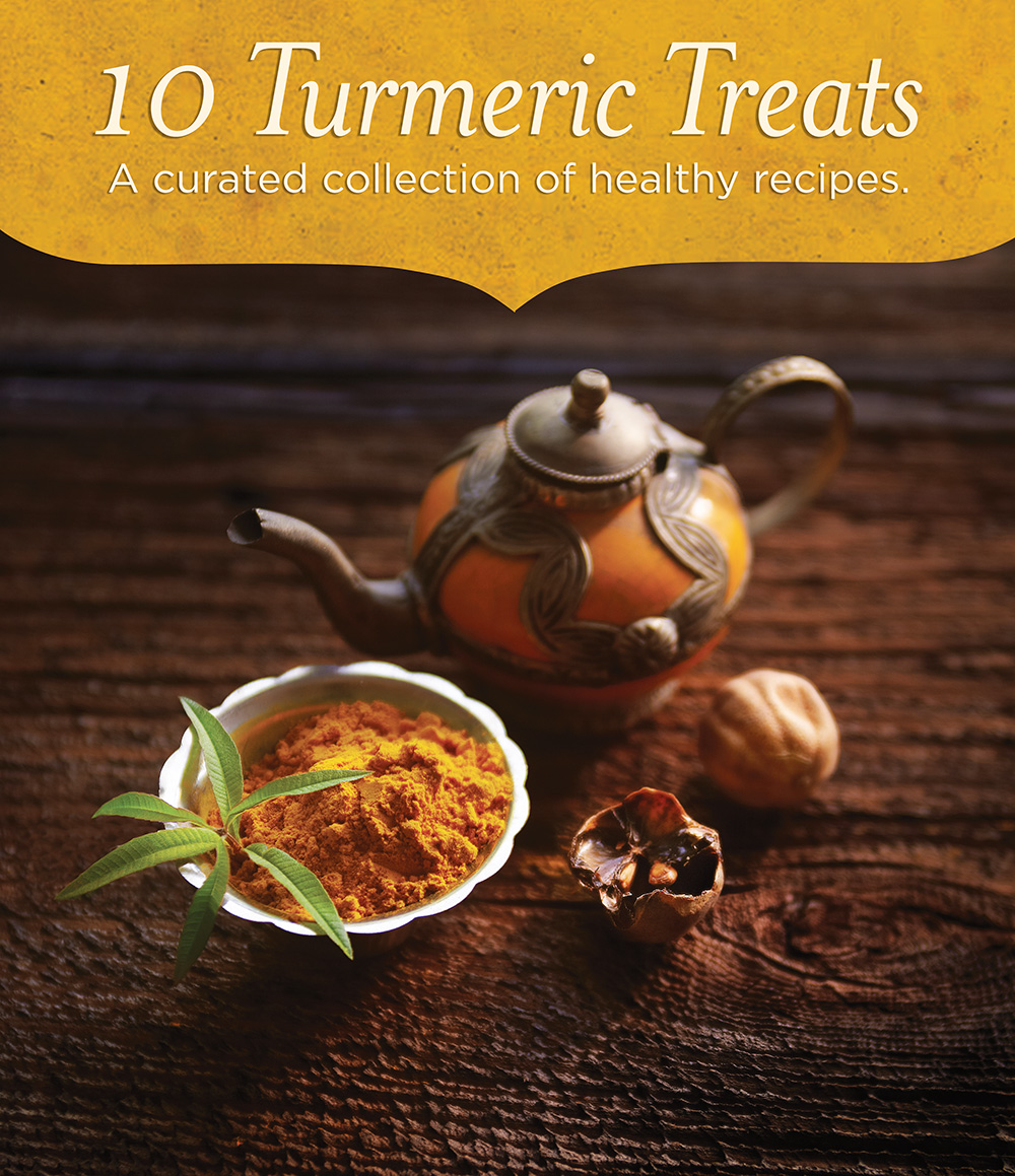 Turmeric ♥ // 10 delicious entrees, sides, snacks and more.