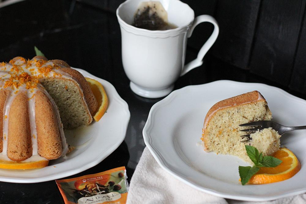 Orange Spice Tea Cake Recipe by Hannah Theisen