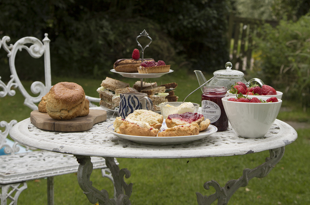 British Garden Tea Party