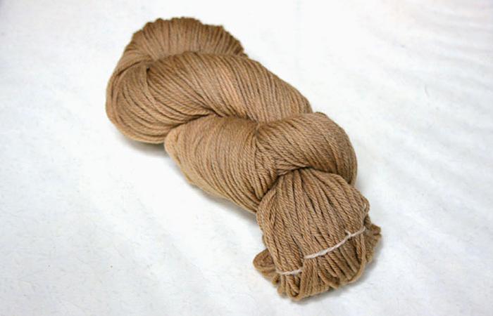 Rooibos Tea Dyed Yarn