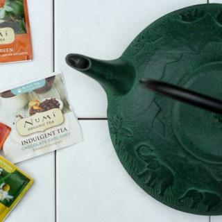 Tea Talk with Leah Wise & Numi Organic Tea