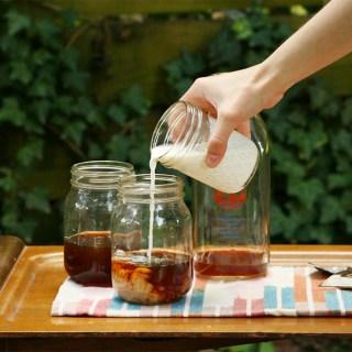 Thai-Inspired Spiced Milk Tea