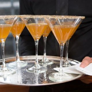 Turmerika Martini