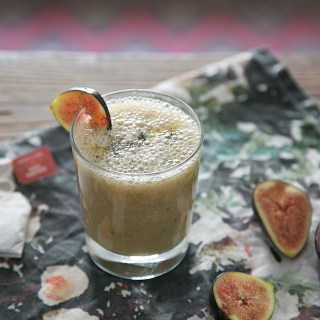 Golden Chai Tea Smoothie