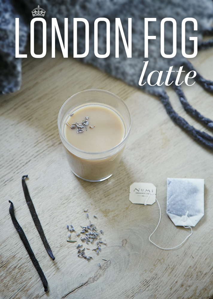 Try this London Fog Latte and you'll see why it has become so popular around the globe.