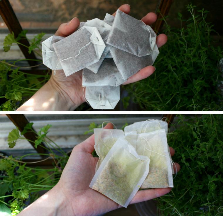 Ombre Tea Dye