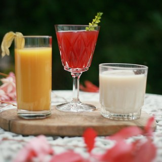 3 Tea-Infused Halloween Cocktails