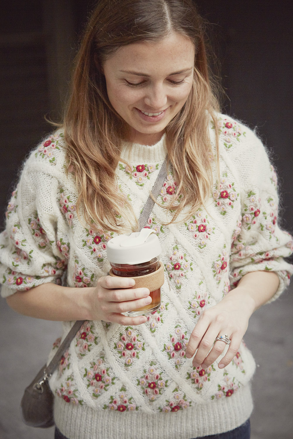Holly Rose of Leotie Lovely, a blog about sustainable and ethical living.