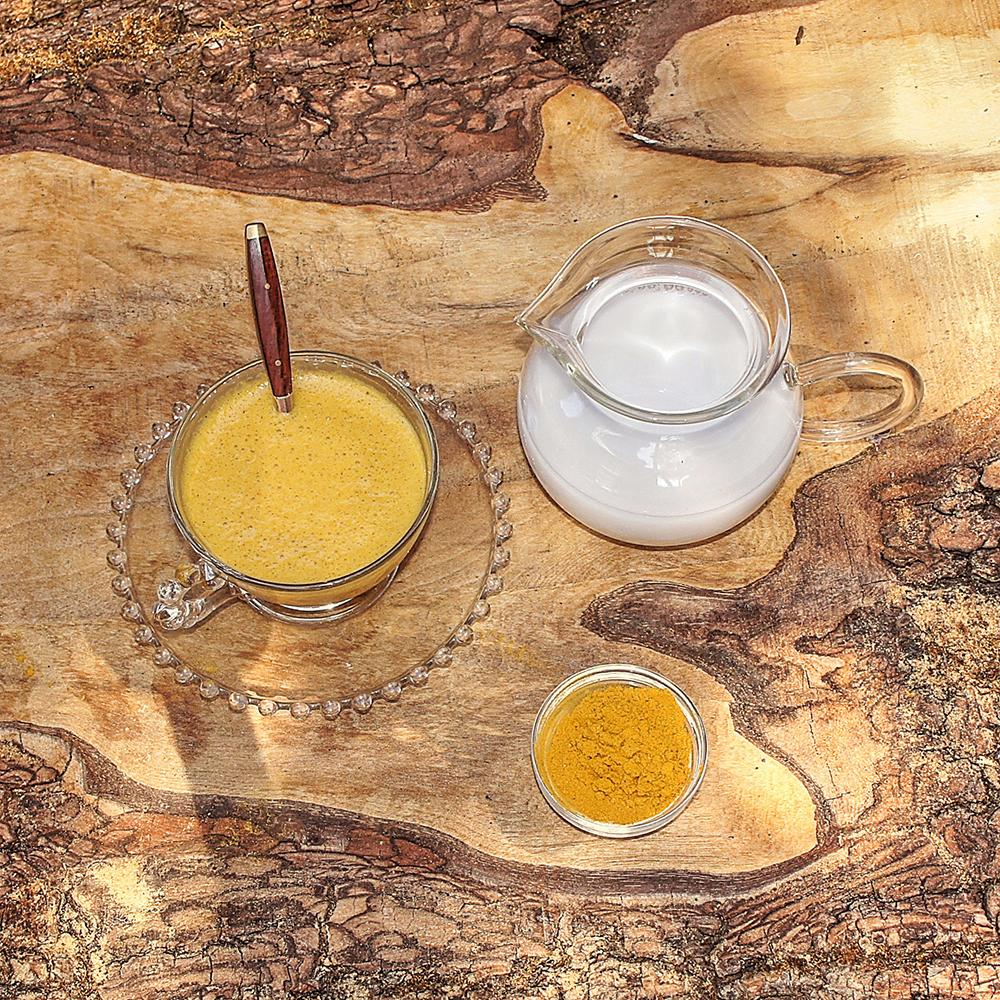 Numi Turmeric Chai Latte