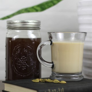 Spiced Chocolate Chai Tea Concentrate