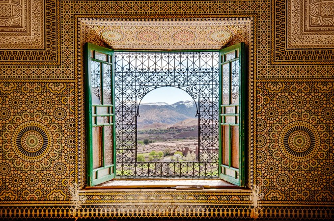 Earth to Marrakech