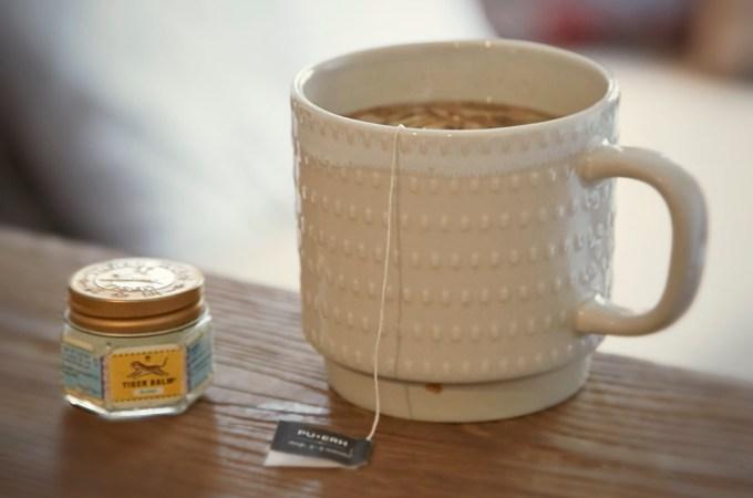 Tea Tonic for Cold Season