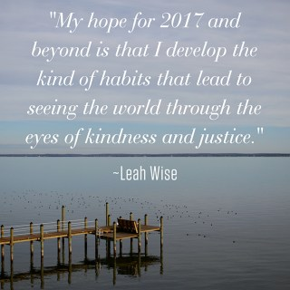 Inward and Outward: Resolutions for Global Change
