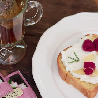 Tea + Toast: 3 Pairings for Any Mood