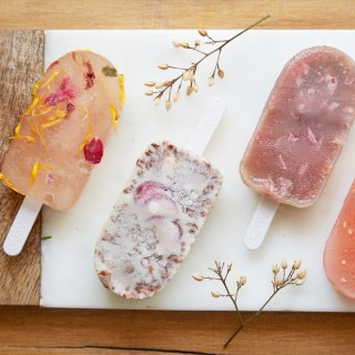 4 Iced Tea Popsicles