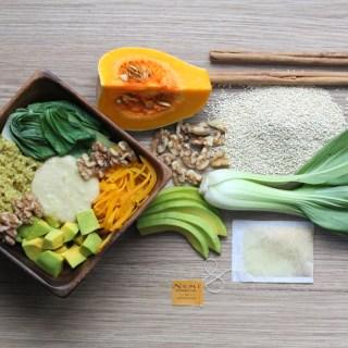 Healing Turmeric Buddha Bowl