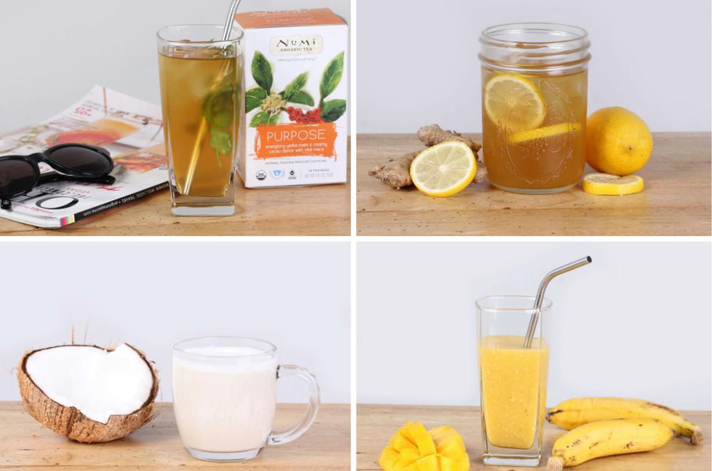 Tea 4 Ways