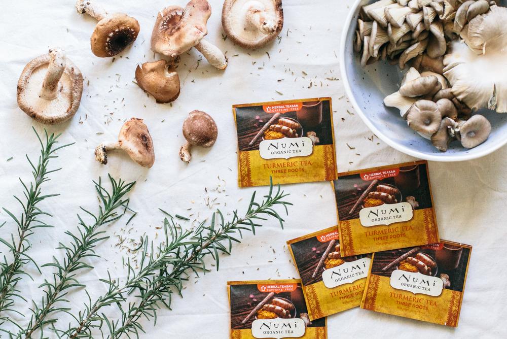 Immune-Boosting Tea Tonics